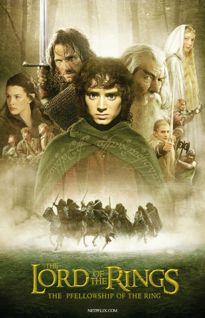 The Lord of the Rings: The Pfellowship of the Ring